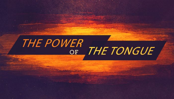 The Power Of The Tongue In Ministry